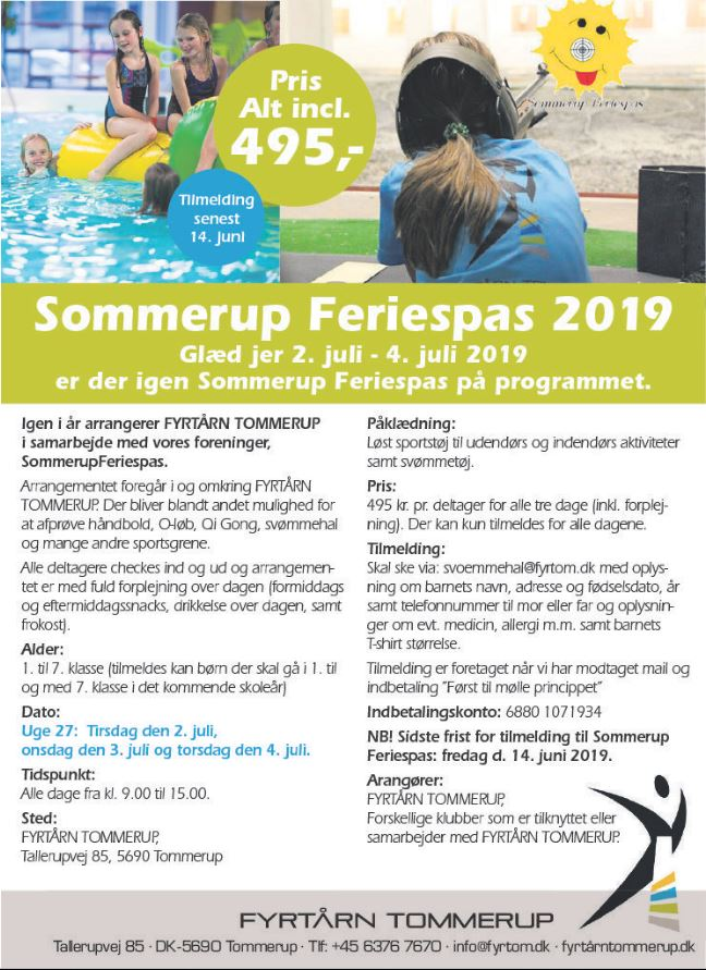 sommerup 2019